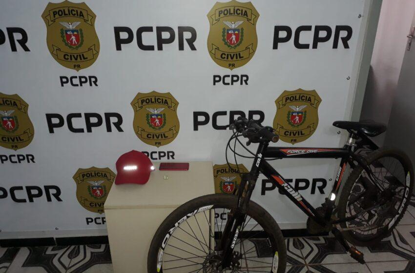 Policia Civil prendeu em flagrante homem acusado pelo tráfico de drogas