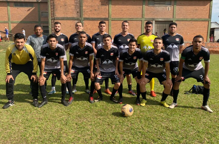 Red Bull Faxinal de Faxianl segue invicto na Copa Juarez Barreto