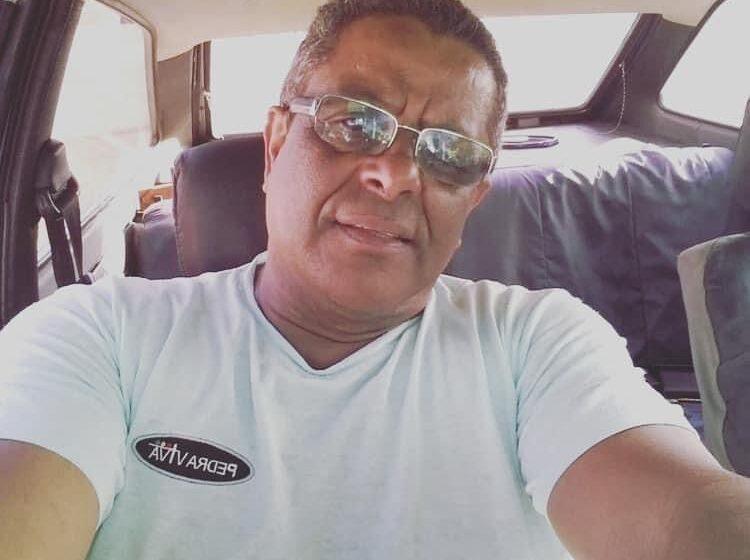 """Comoção em Borrazopolis com a morte do conhecido """"Neguinho Osmar"""""""