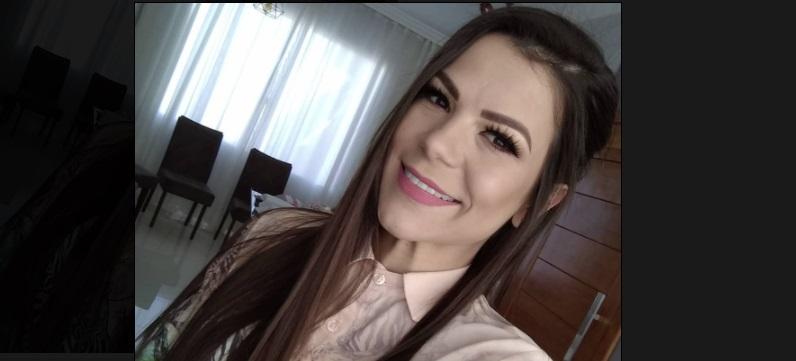 Comoção no sepultamento da Nutricionista Emily Ellen Miksza em São João do Ivaí