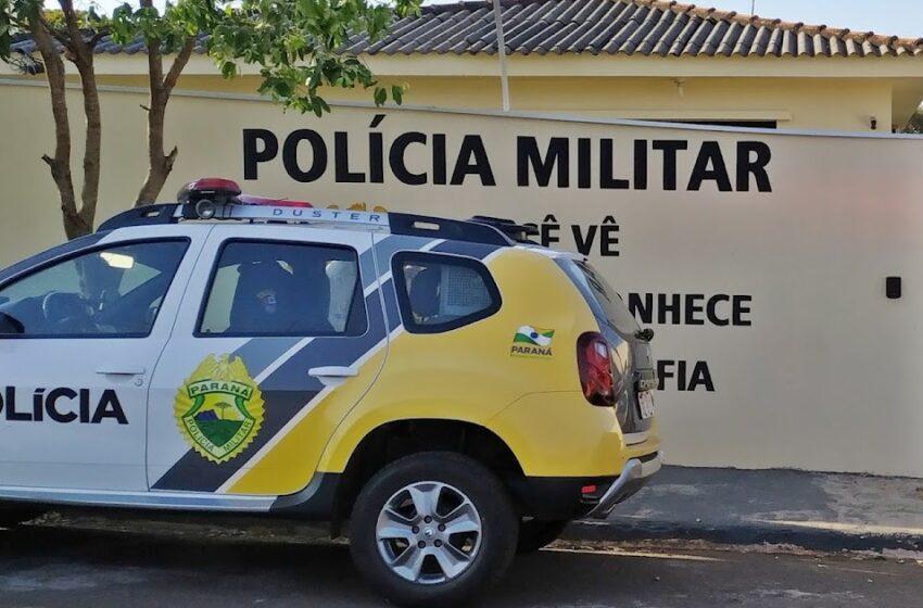Polícia apreende equipamento de som em Jardim Alegre