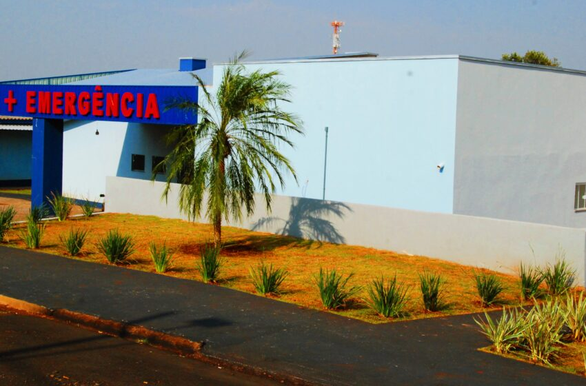 Após reforma, Hospital Municipal de Faxinal volta a funcionar nesta segunda-feira (20)