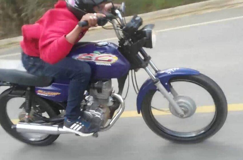Prefeito da região decreta tolerância zero para motos barulhentas