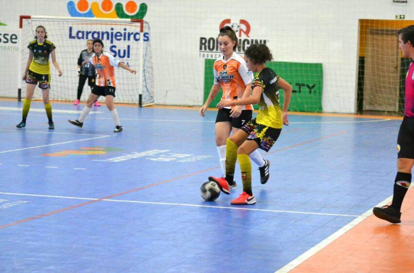 Jogos da Juventude do Paraná tiveram 270 partidas e campeões no fim de semana