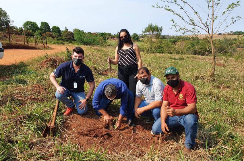 IAT promove palestras sobre educação ambiental em escolas de Ivaiporã