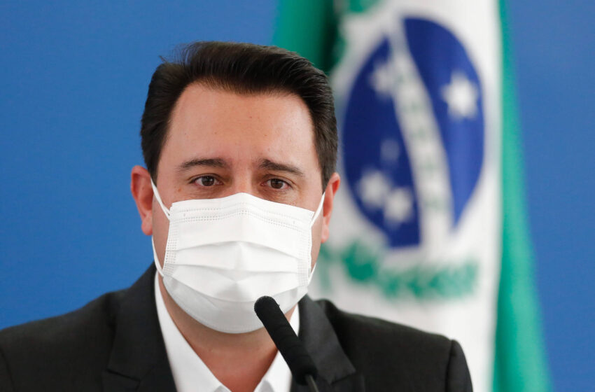 Paraná anuncia início da vacinação de adolescentes contra a Covid-19
