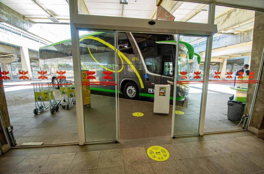 Passagens de ônibus intermunicipais serão reajustadas nesta sexta-feira