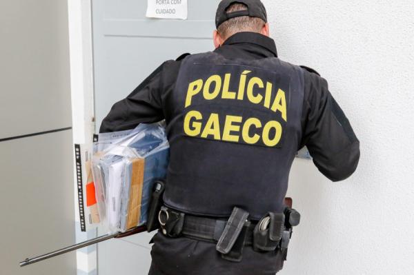 Gaeco mira delegado aposentado e ex-presidente da Câmara por crimes de jogos de azar em Arapongas