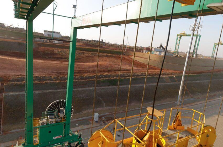 Klabin dá início à operação de Terminal Ferroviário de Contêineres no Paraná