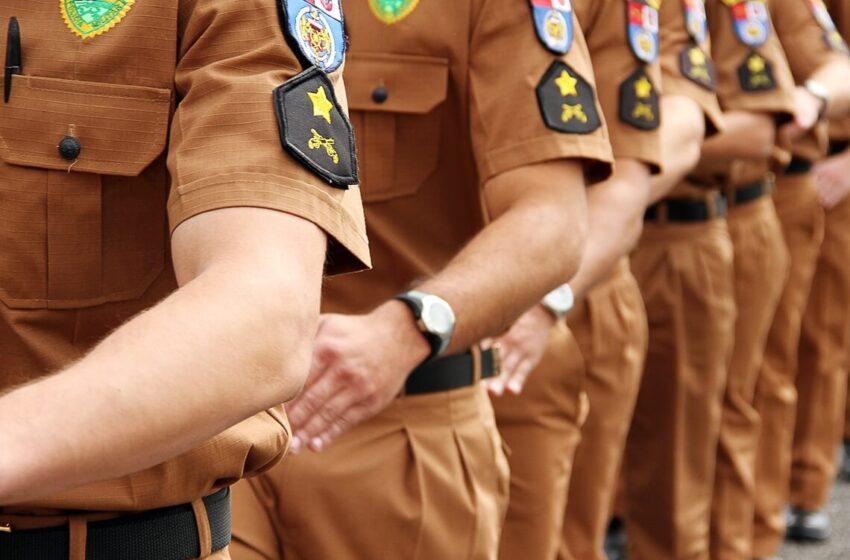 Lista de aprovados no concurso para novos soldados da PMPR é divulgada pela UFPR