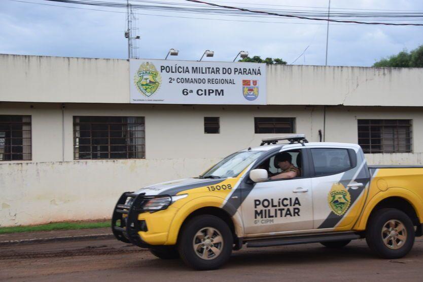 IVAIPORÃ – Diversas ocorrências são registradas pela Polícia Militar
