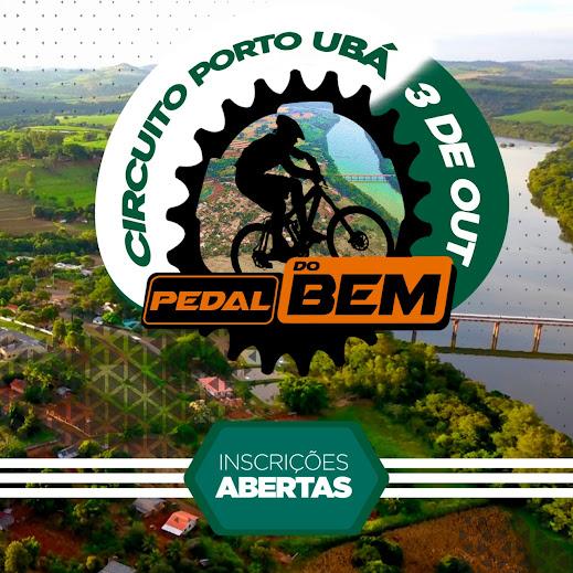 "VEM AÍ – Circuito Porto Ubá ""Pedal do Bem"""