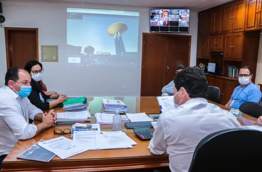 Apucarana conquista R$20 milhões em obras da Sanepar