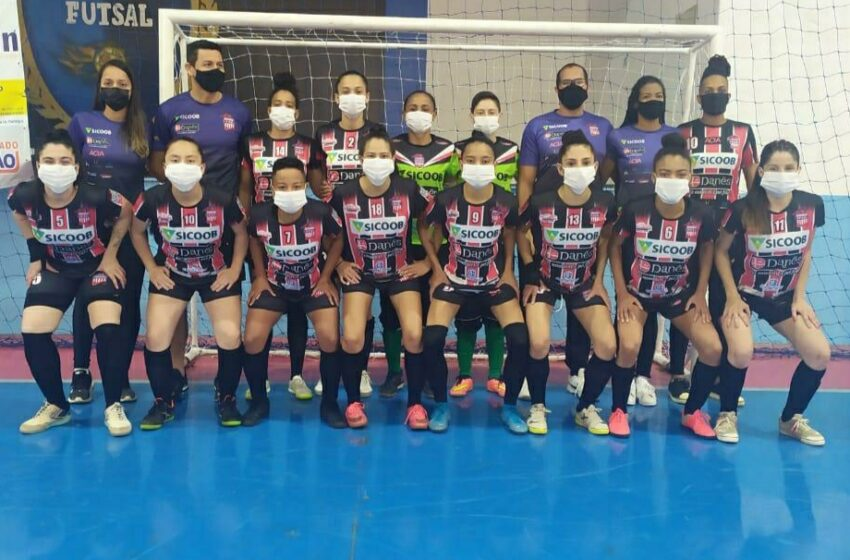 Apucarana está na disputa do futsal nos JAPs e JOJUPs neste fim de semana