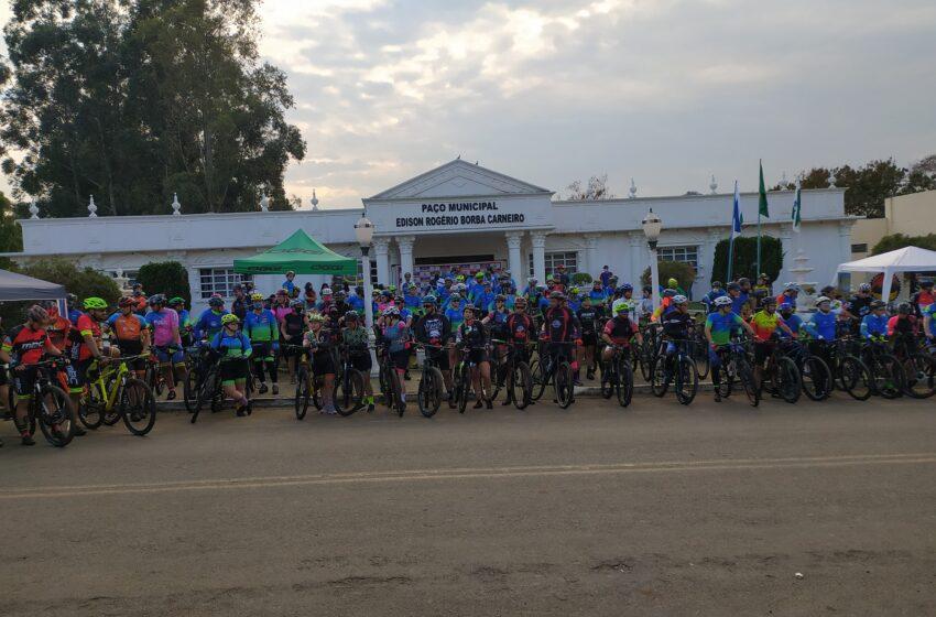 VALE DO IVAÍ – Realizado com sucesso o 1° Pedal em Rio Branco do Ivaí