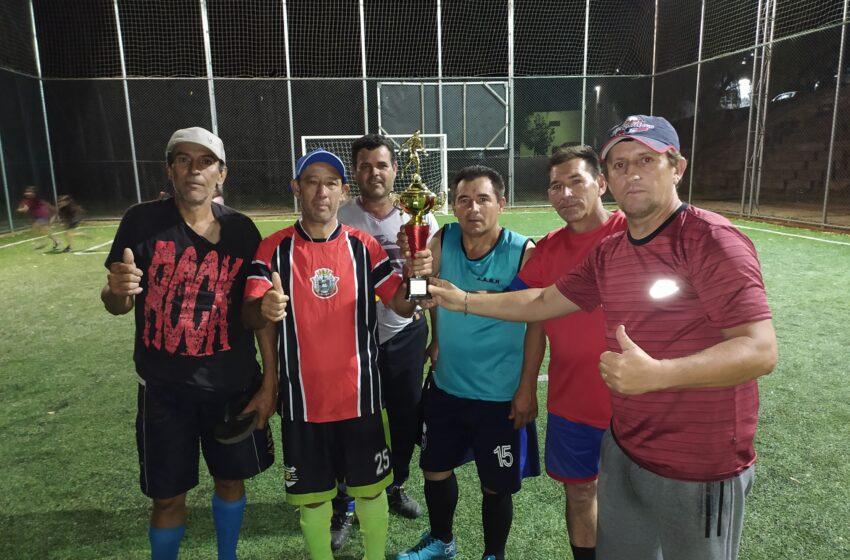 RIO BRANCO DO IVAÍ – Torneio de Veteranos de Futebol Society