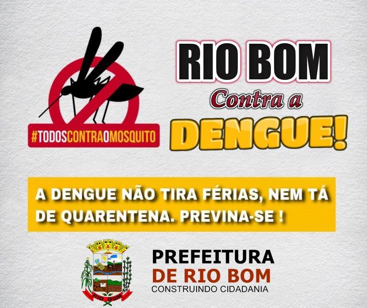 RIO BOM - Combate à Dengue