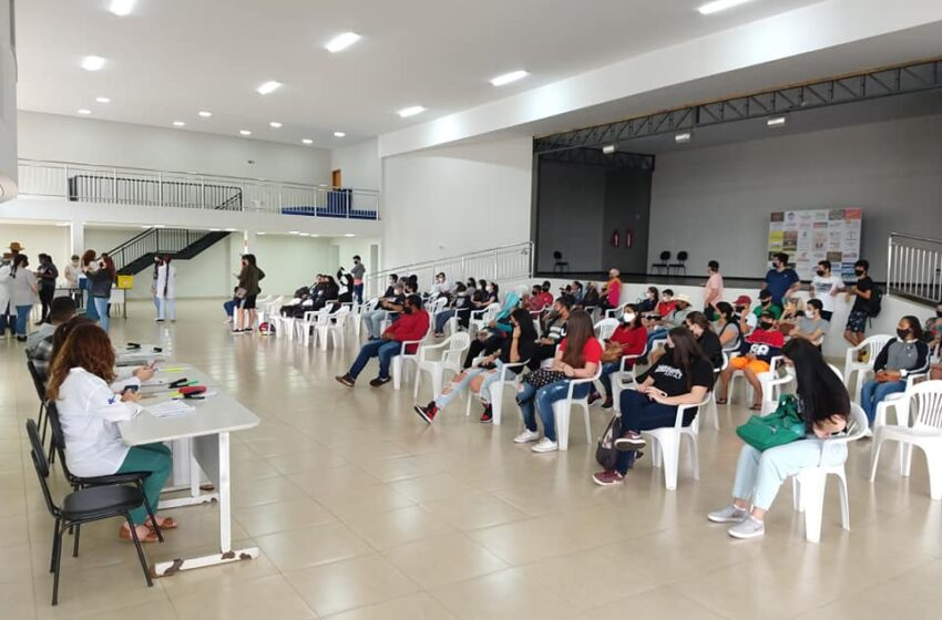 IVAIPORÃ – Vacina Covid-19 para adolescentes
