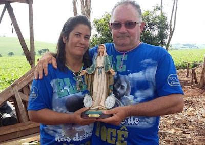 Faleceu em Curitiba, o agricultor Valcir Gouveia de Borrazópolis