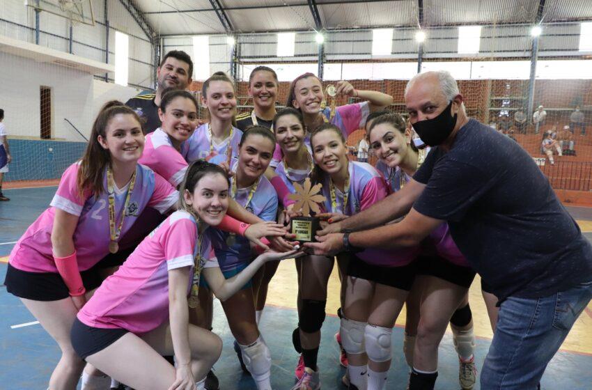 Equipes de Futsal, Vôlei e Basquetebol Ivaiporã vencem final do 63º Japs