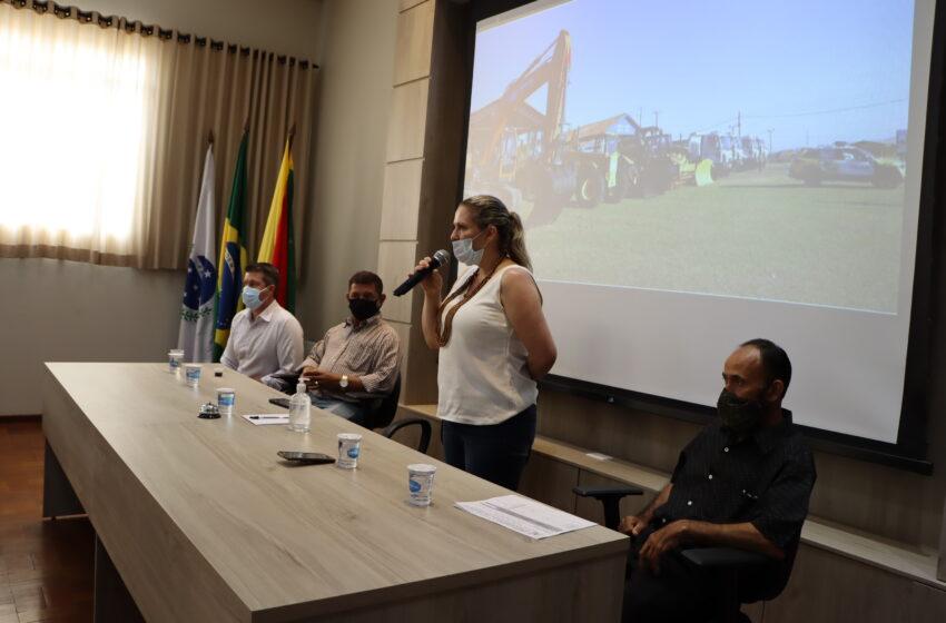 Departamento de Agricultura da Prefeitura de Ivaiporã realiza audiência pública sobre Patrulha Rural