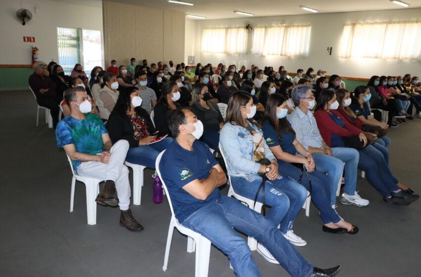 Equipes das UBS de Ivaiporã iniciam capacitação do programa Mais Cuidado + Saúde