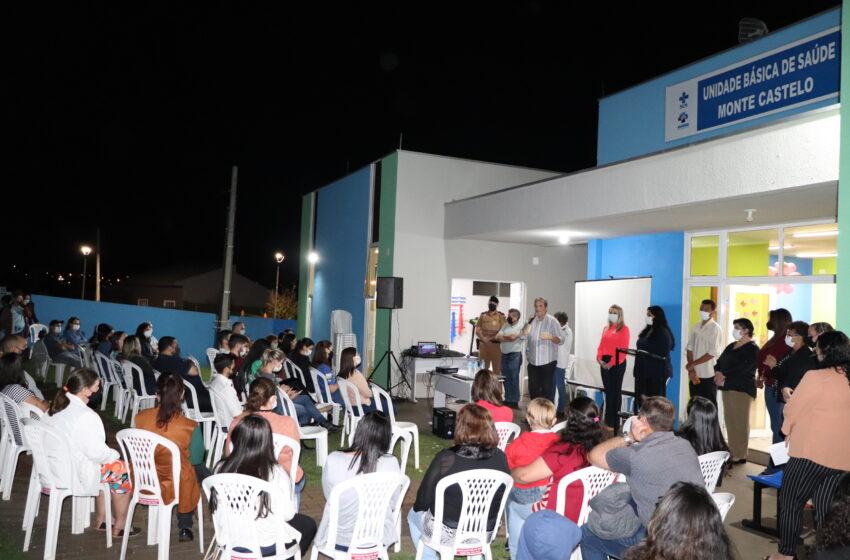 Rede Intersetorial de Proteção de Ivaiporã lança Projeto Integração na Vila Monte Castelo