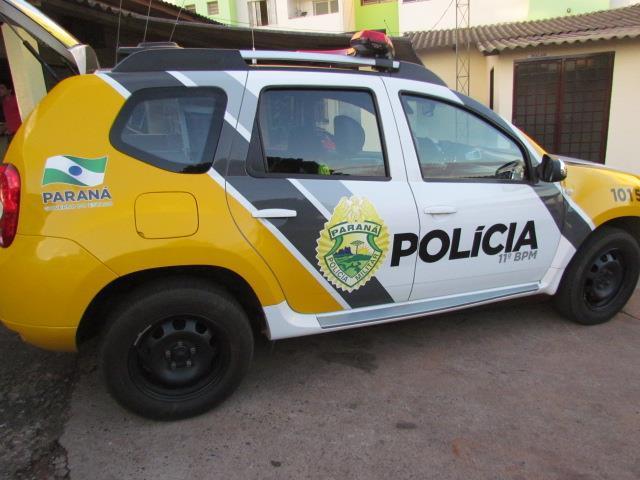 Mulher entrega arma do marido em Mauá da Serra