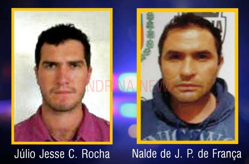 Identificado os corpos de dois criminosos mortos em confronto com a PM em Ortigueira