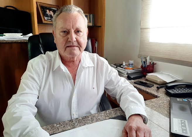 Falecimento do Doutor Marcos Gevaert em Ivaiporã