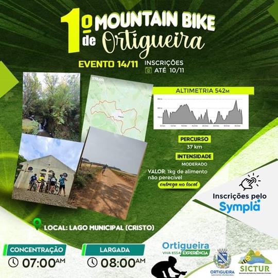 VEM AÍ – A 1° Mountain Bike de Ortigueira