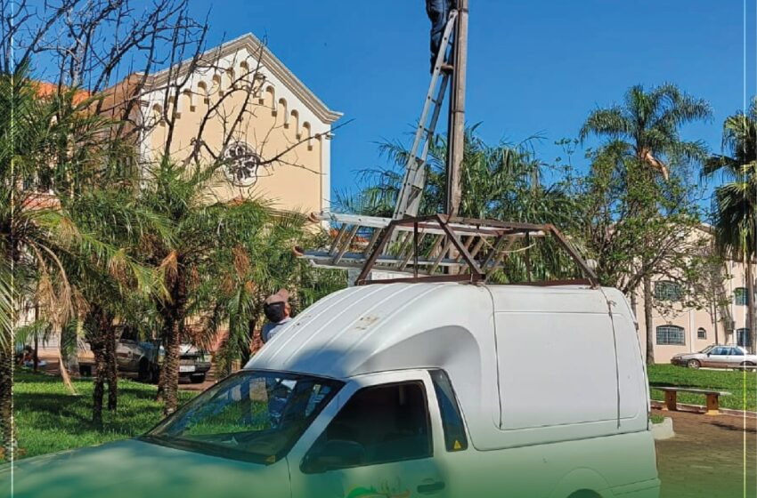 Mais segurança e qualidade de vida para os moradores de Jandaia do Sul