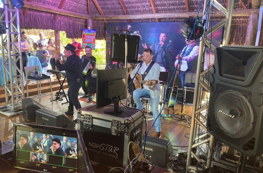 Gilberto e Gilmar se apresentam em Live no final de semana em São Pedro do Ivaí