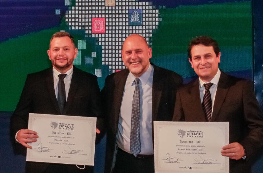 Apucarana é 1º lugar em educação e saúde no Paraná