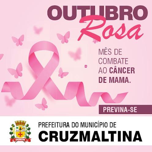 CRUZMALTINA - Outubro Rosa