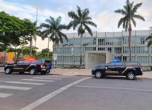 PF deflagra a operação contra prefeitos e agentes públicos no Paraná