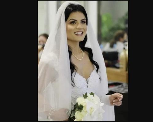 'Submissa, não': noiva viraliza ao rejeitar voto no altar
