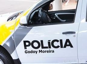 GODOY MOREIRA – PM registra b.o. de suposta ameaça